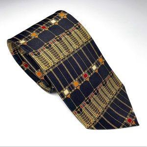 Frank Lloyd Wright Silk 'Tree of Life' Window Tie